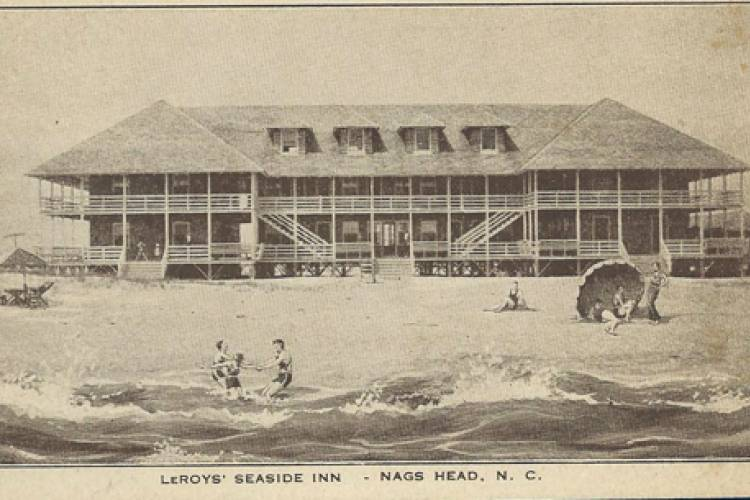 LeRoys' Seaside Inn Nags Head, NC