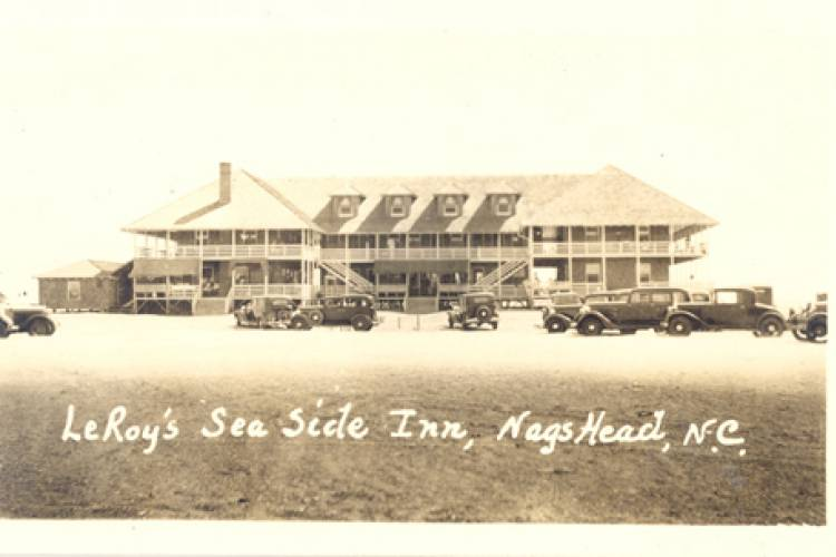 LeRoy's Sea Side Inn, Nags Head, N.C.